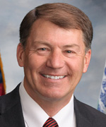 Photo of Senator Mike  Rounds
